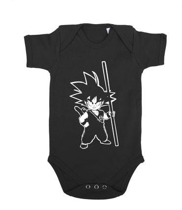 Son Goku Baby Body – Bild 1