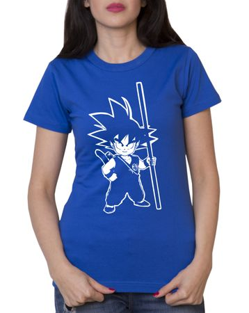 Son Goku Damen T-Shirt – Bild 5