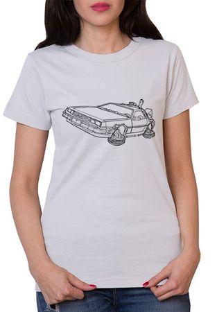 DMC 12 Women's T-Shirt – Bild 2