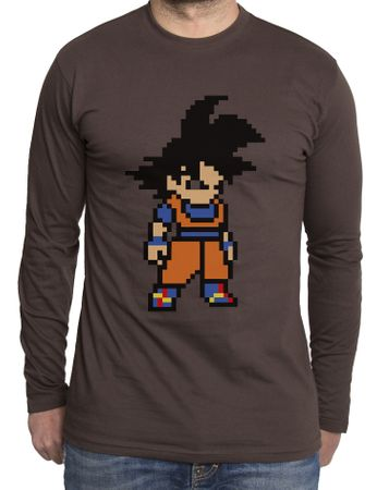 Goku Bit Men's Long sleeve – Bild 3