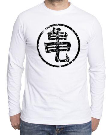 Goku Sign Herren Long sleeve – Bild 3