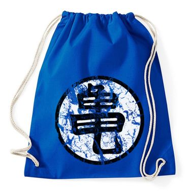 Goku Sign Gym Bag Turnbeutel – Bild 6
