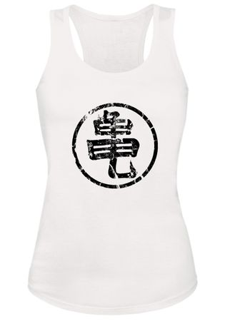 Goku Sign Damen Tank Top – Bild 2