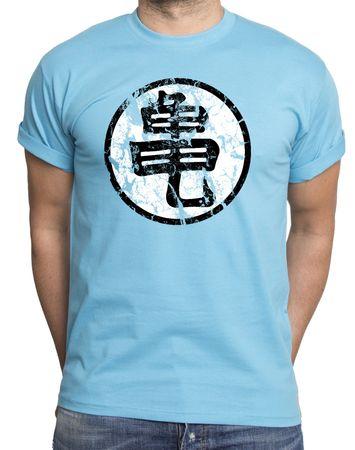 Goku Sign Men's T-Shirt – Bild 8