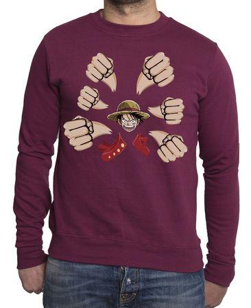 Gum Men's Sweatshirt – Bild 5