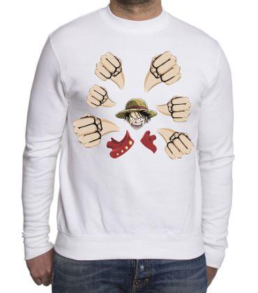 Gum Men's Sweatshirt – Bild 2