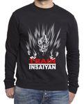Train Insaiyan Men's Sweatshirt 001