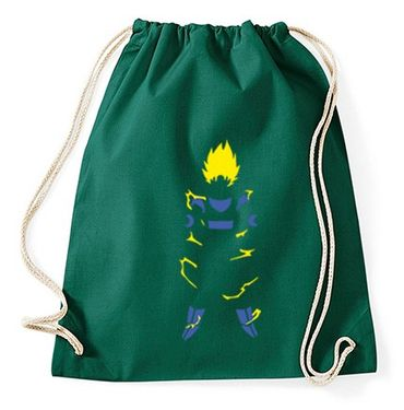 Super Saiyan Body Gymnastics Gym Bag – Bild 2