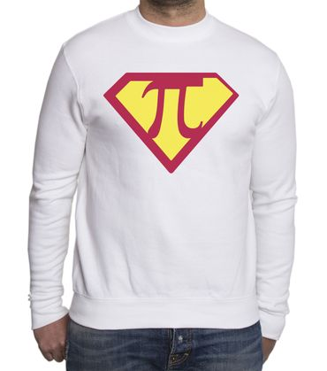 Super Pi Men's Sweatshirt – Bild 2