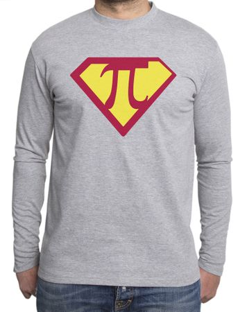 Super Pi Herren Long sleeve – Bild 4