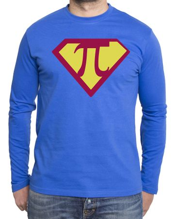 Super Pi Herren Long sleeve – Bild 2