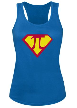 Super Pi Damen Tank Top