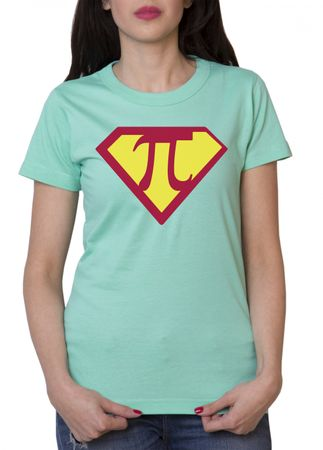 Super Pi Damen T-Shirt – Bild 3