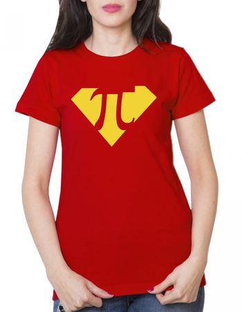 Super Pi Damen T-Shirt – Bild 4