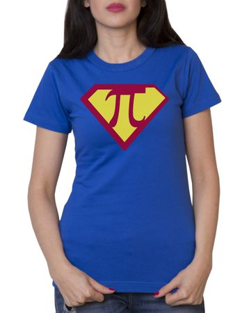 Super Pi Damen T-Shirt – Bild 2
