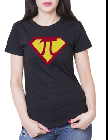 Super Pi Damen T-Shirt – Bild 1