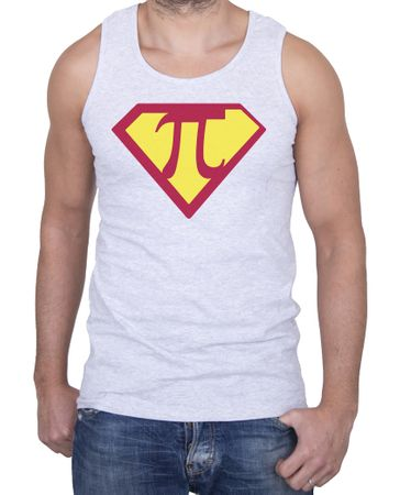 Super Pi Men's Tank Top – Bild 4