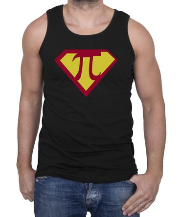 Super Pi Men's Tank Top – Bild 1