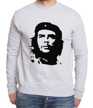 Che Guevara Men's Sweatshirt – Bild 3