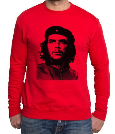 Che Guevara Two Men's Sweatshirt – Bild 3