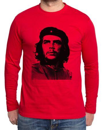 Che Guevara Men's Long sleeve – Bild 3