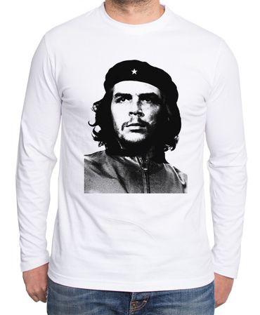 Che Guevara Men's Long sleeve – Bild 2