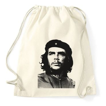 Che Guevara Gym Bag Cuba Comandante Legende Che Guevara Zwei Gym Bag Turnbeutel – Bild 2
