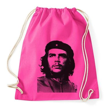 Che Guevara Gym Bag Cuba Comandante Legende Che Guevara Zwei Gym Bag Turnbeutel – Bild 4