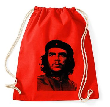 Che Guevara Gym Bag Cuba Comandante Legende Che Guevara Zwei Gym Bag Turnbeutel – Bild 5