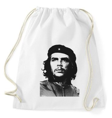 Che Guevara Gym Bag Cuba Comandante Legende Che Guevara Zwei Gym Bag Turnbeutel – Bild 1