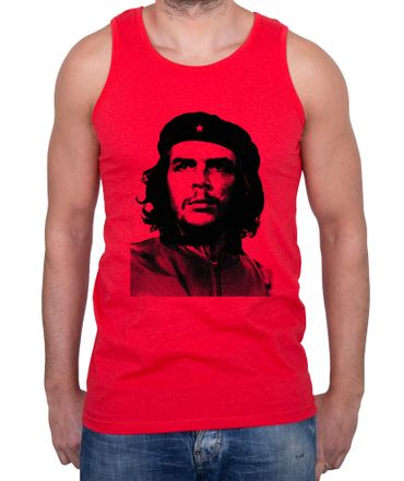 Che Guevara Men's Tank Top – Bild 3