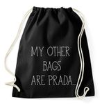 My Other Bags Are Prada Gym Bag Turnbeutel 001