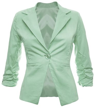 3/4 sleeve women blazer – Bild 21