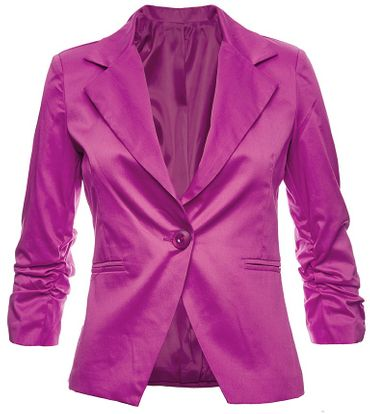 3/4 sleeve women blazer – Bild 25