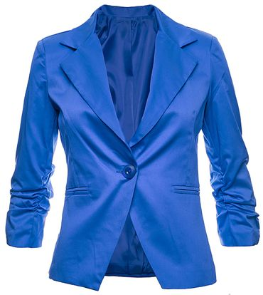 3/4 sleeve women blazer – Bild 7