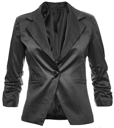 3/4 sleeve women blazer – Bild 1