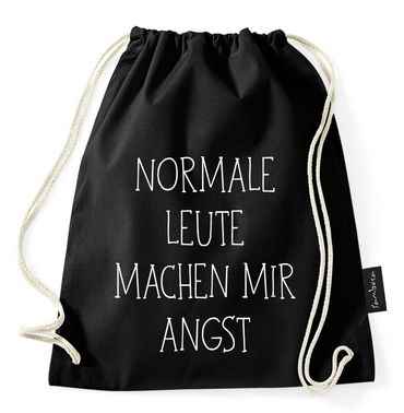 Bad Face Day Gymnastics Gym Bag – Bild 4