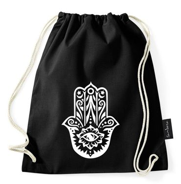 Bad Face Day Gymnastics Gym Bag – Bild 12
