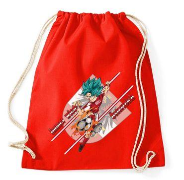 Soccer Fan Gymnastics Gym Bag – Bild 4
