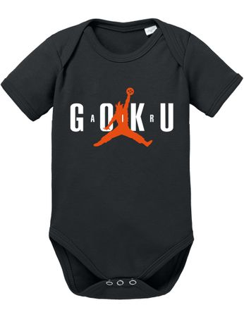 Air Goku Baby Strampler Body – Bild 4