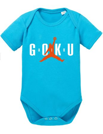 Air Goku Baby Strampler Body – Bild 5