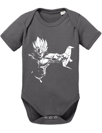 Goku Squat Baby Body – Bild 2