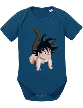 Son Goku baby Baby Body – Bild 7