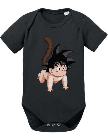Son Goku baby Baby Body – Bild 2
