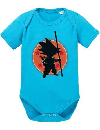 Son Ball Goku fullmoon Baby Body – Bild 5