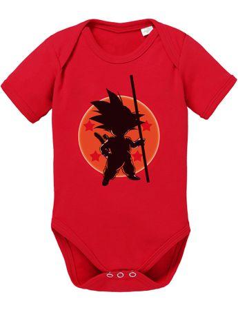 Son Ball Goku fullmoon Baby Body – Bild 3