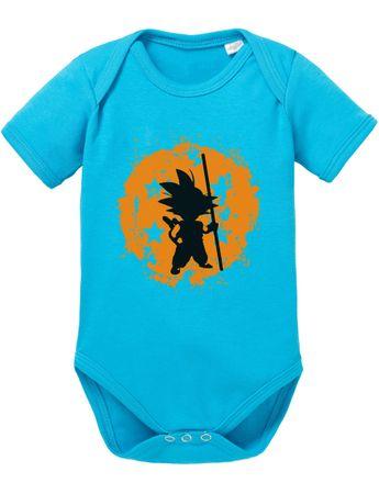 Son bruch Goku fullmoon Baby Body – Bild 5