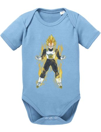 Vegeta Fire Baby Body – Bild 2