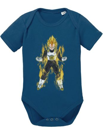 Vegeta Fire Baby Body – Bild 4