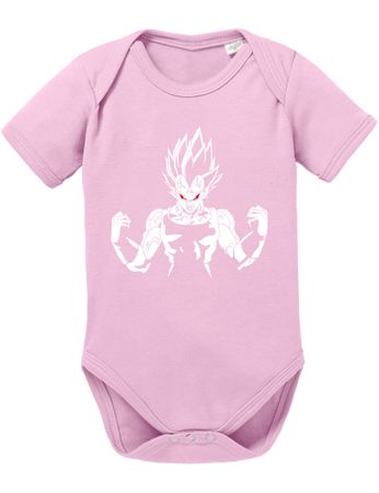 Vegeta Red Eye Baby Body – Bild 2
